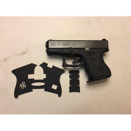 Handleitgrips Textured Rubber Grip Tape Enhancement for Glock 26/27 Gen (Used Glock 30 Gen 3 For Sale)