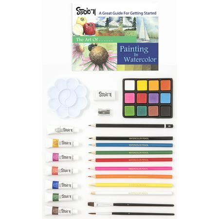 Water Color Set (Studio 71 Watercolor Paint Set)