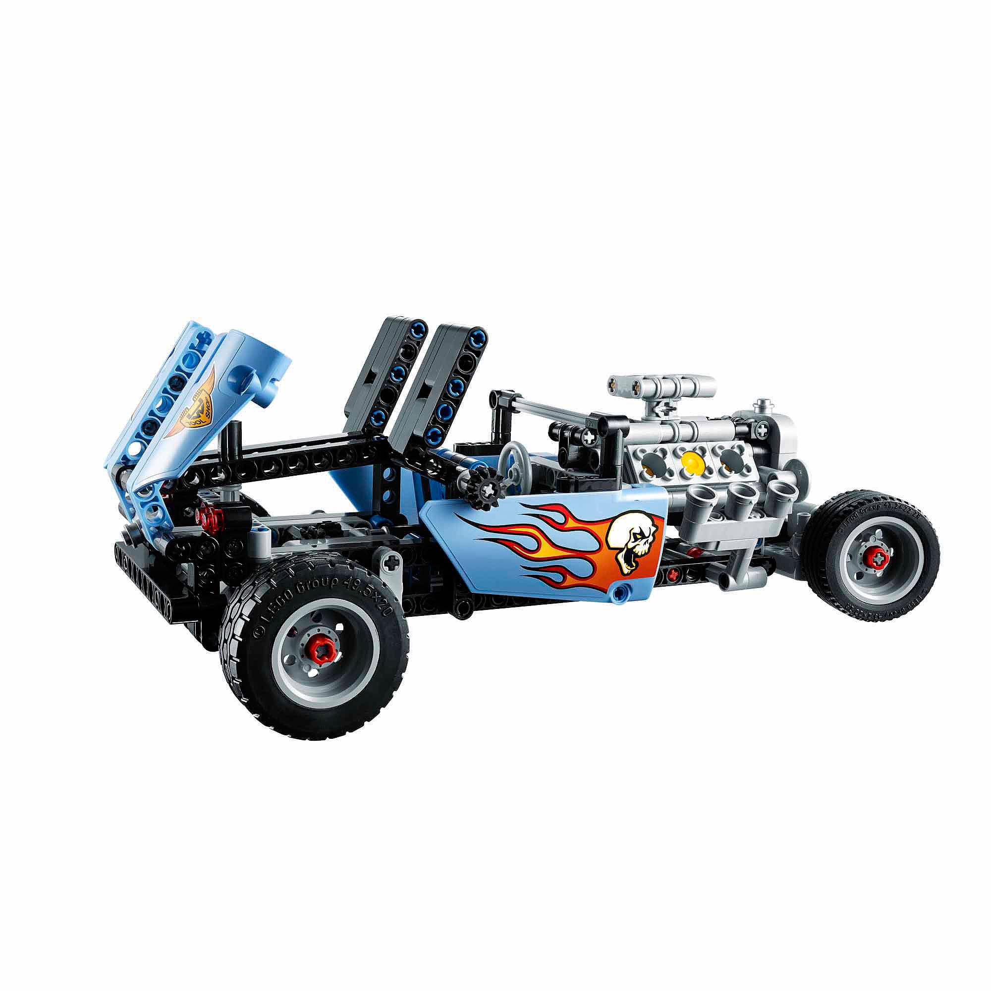 Lego Technic Hot Rod Walmartcom