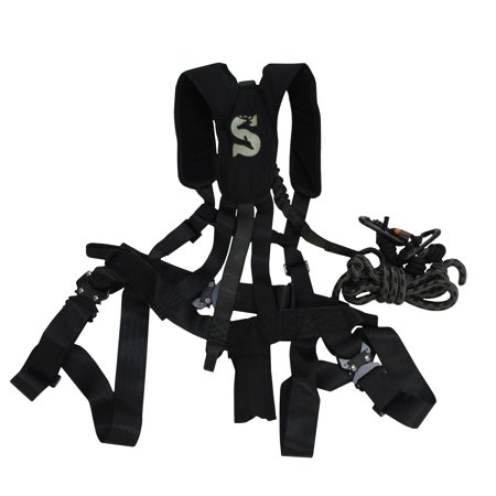 Upc 716943830870 Summit Safety Harness Sport Small