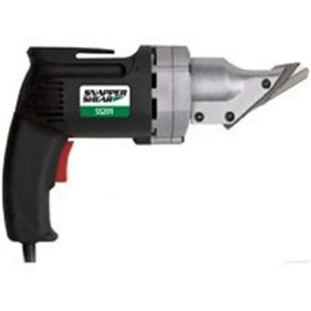 PACTOOL SNAPPER SHEAR 200 Series SS201 Sheet Metal Shear, 18 ga Cutting ()