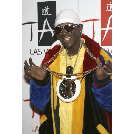 Flavor Flav At Arrivals For Billboard Music Awards After Party Tao Nightclub Las Vegas Nv December 04 2006 Photo By James AtoaEverett Collection Celebrity (Flavour Flav Clock)