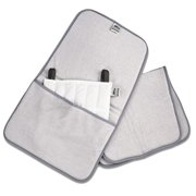 """Hydrocollator\xc2\xae Moist Heat Pack Cover - Terry with Foam-Fill - oversize - 24"""" x 30"""""""