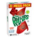 30 Ct Betty Crocker Fruit Snacks, Fruit Roll-Ups