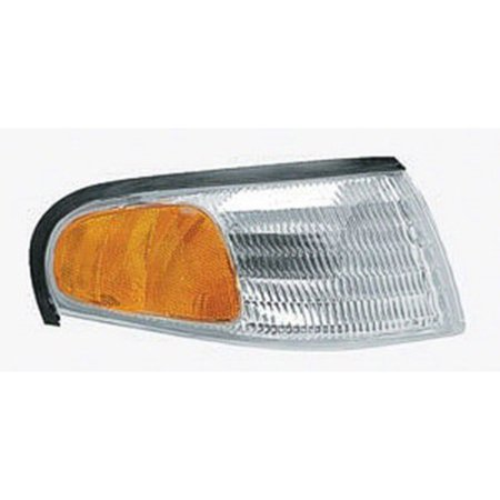 - New Passenger Side Right Fender Corner Parking Lamp Assembly F4ZZ13200A-V