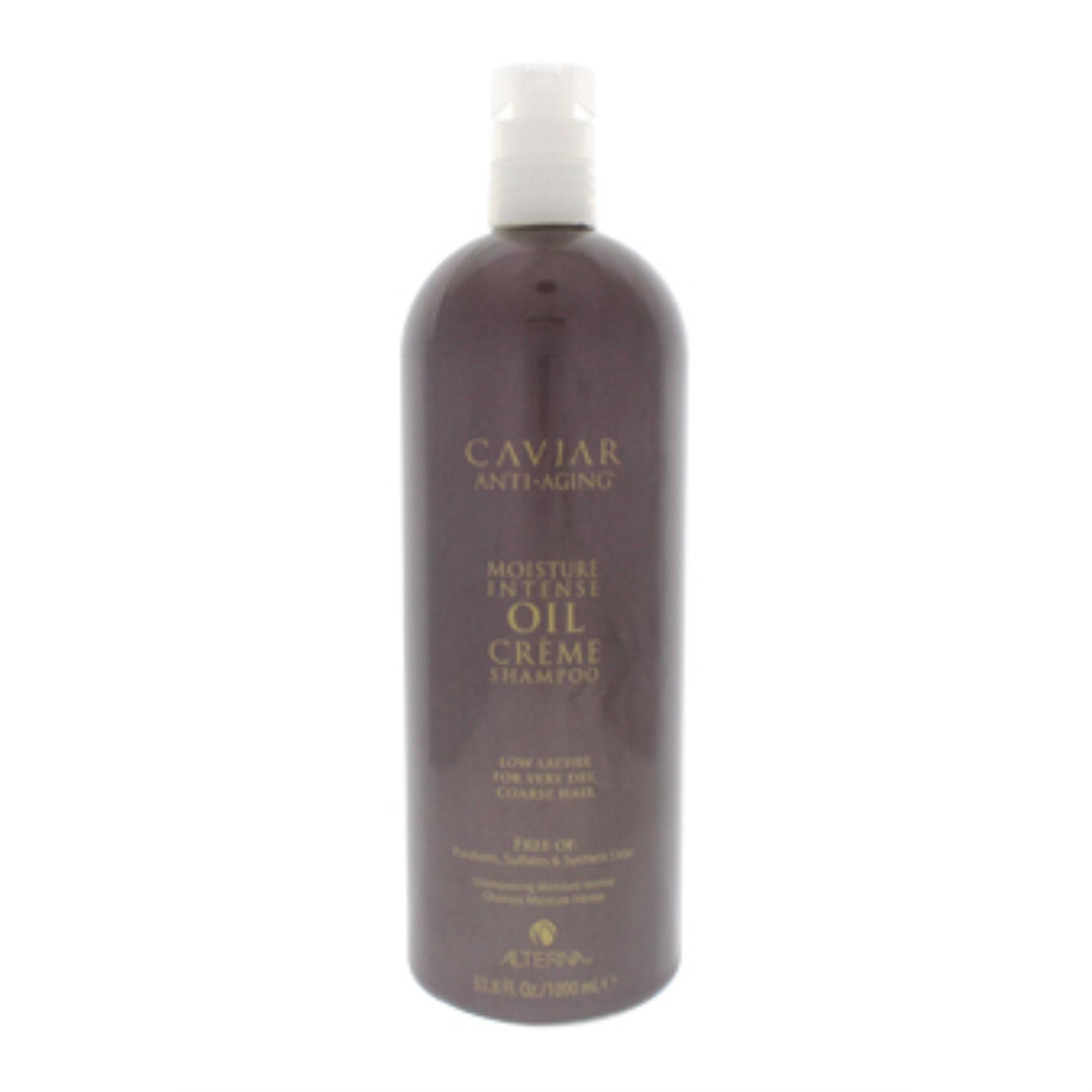 Caviar Anti-Aging Moisture Intense Oil Creme Shampoo by Alterna for Unisex - 33.8 oz Shampoo - image 1 of 3