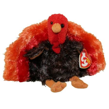 TY Beanie Baby - LEFTOVERS the Turkey (5 inch)](Plush Turkey)