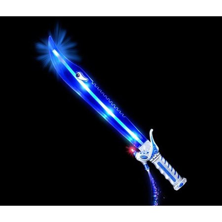 Kids Light Up Toys (Kids Light Up Toy 24 Inch LED Shark Sword with)
