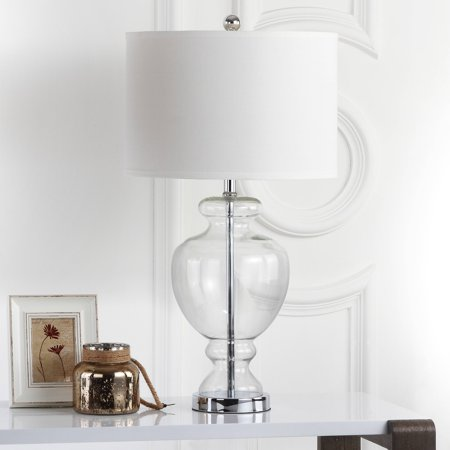 Safavieh Morocco 27 In. High Glass Table Lamp Moroccan Hanging Lamp