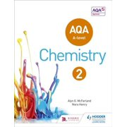 AQA A Level Chemistry Student Book 2 - eBook