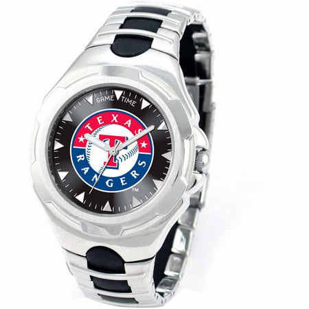 Game Time MLB Men's Texas Rangers Victory Series Watch