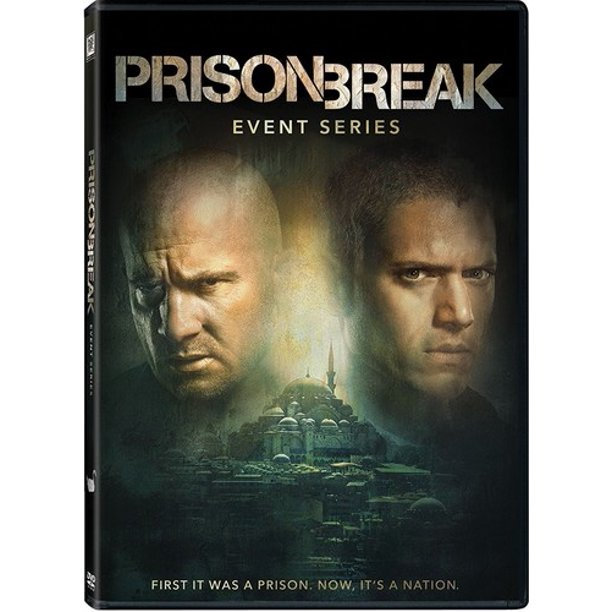 Prison Break The Event Series Dvd Walmart Com Walmart Com