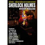 Sherlock Holmes Mystery Magazine #6 - eBook