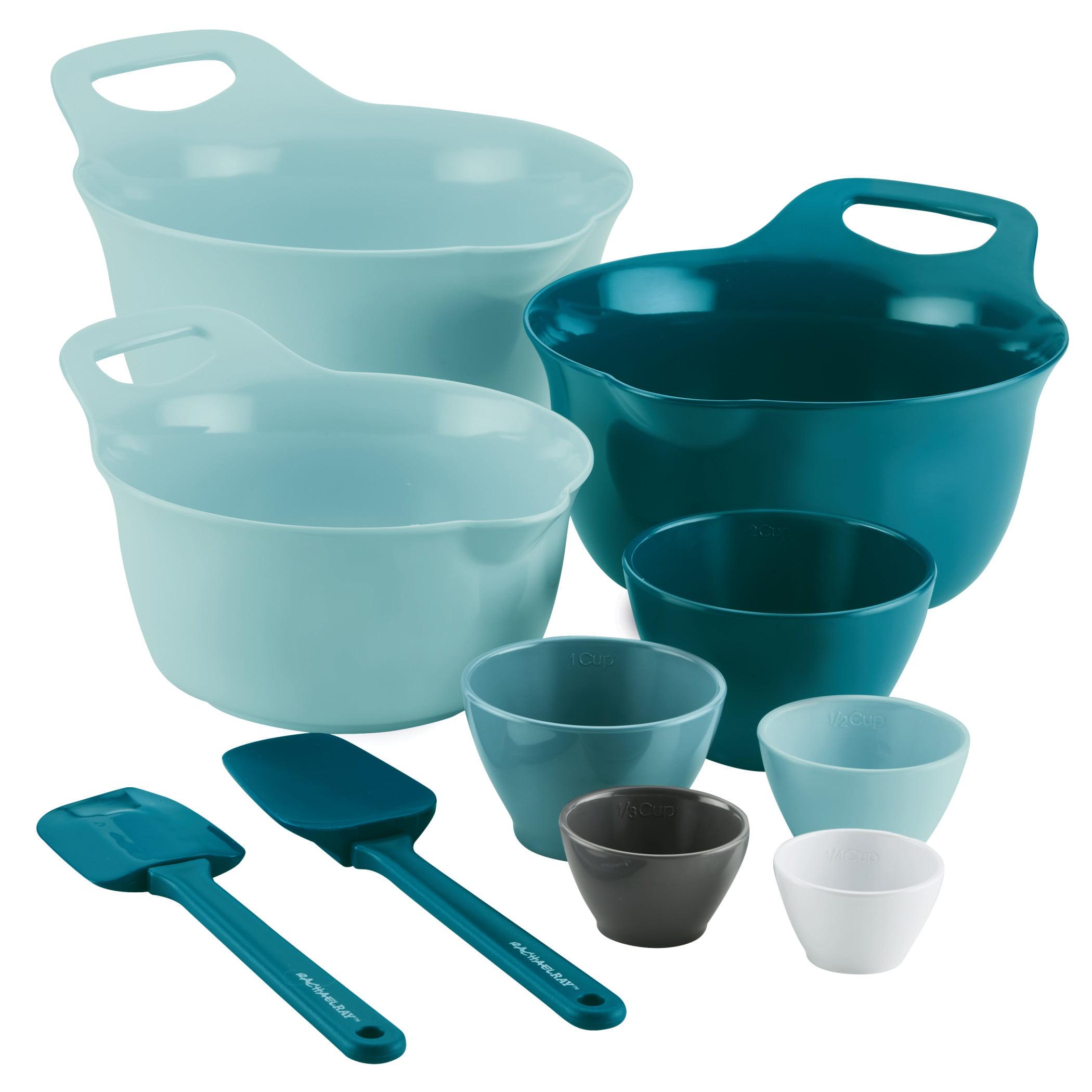 Rachael Ray 47813 Melamine Garbage Bowl Burgundy