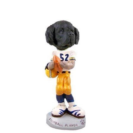 - Newfoundland Football Player Doogie Collectable Figurine