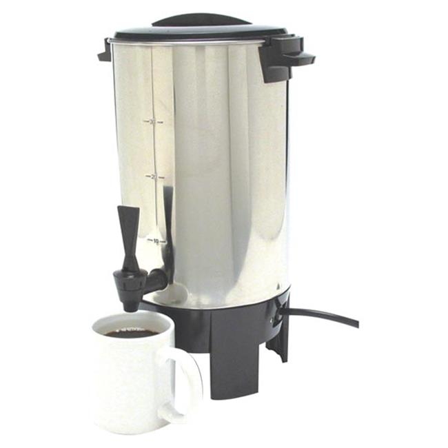 Classic Design Concepts SSU30 30 Cups Stainless Steel Cof...