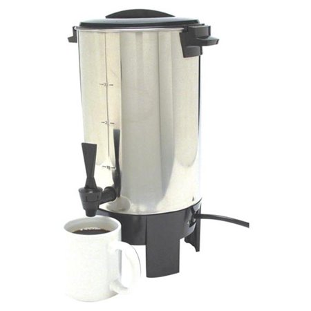 Classic Concepts SSU30 30 Cups Stainless Steel Coffee Urn