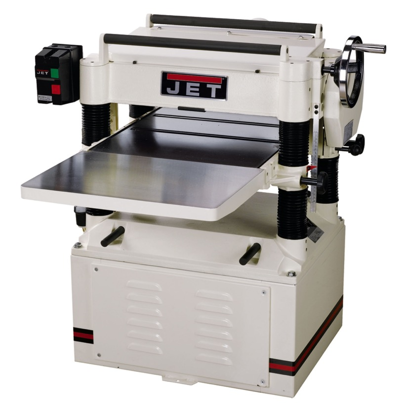Jet 708544 JWP-208HH-1, 20 in. 5 HP 1-Phase Helical Head Planer