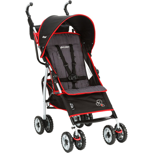 The First Years - Ignite Stroller, Black Stripe