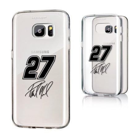 Paul Menard Galaxy S7 Clear Case