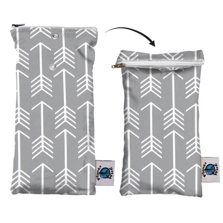 Planet Wise Wipe Pouch, Aim Twill