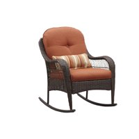 Deals on Better Homes & Gardens Azalea Ridge Outdoor Rocking Chair