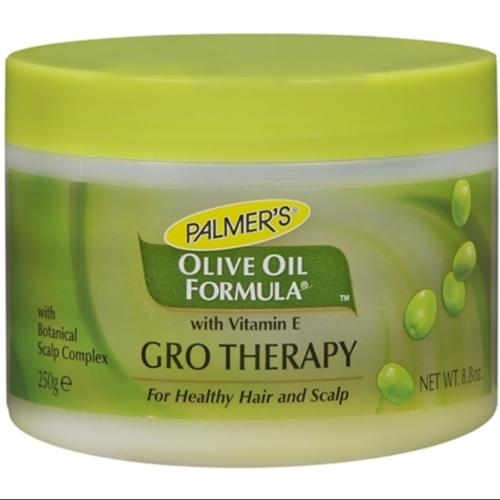 Palmer's Olive Oil Formula Gro Therapy Jar 8.80 oz (Pack of 2)