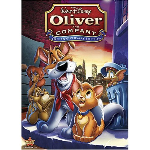 Oliver & Company: 20th Anniversary Edition (Widescreen, ANNIVERSARY)