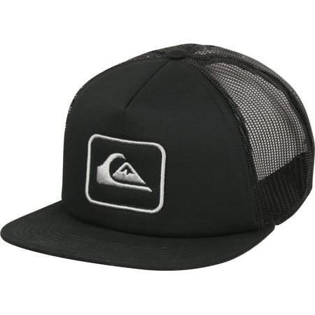 Dude Perfect Hats (Quiksilver Mens Dudes Snapback Trucker Hat -)