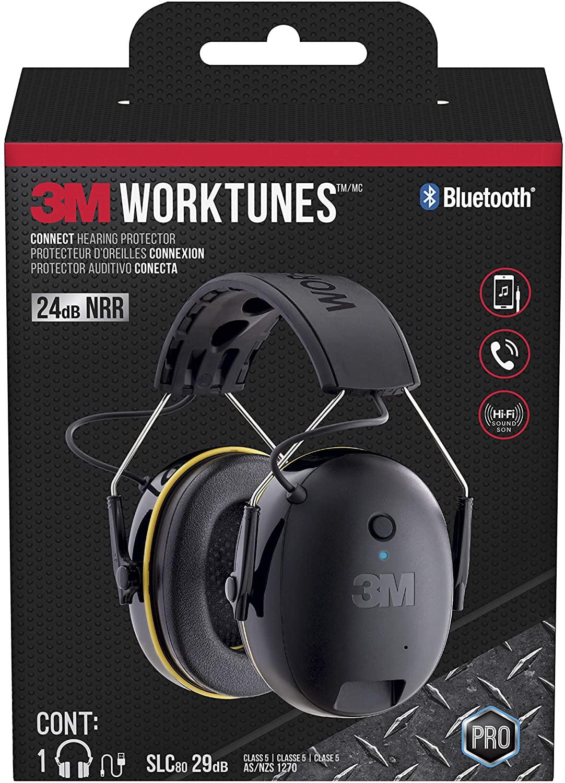 3M headphones box
