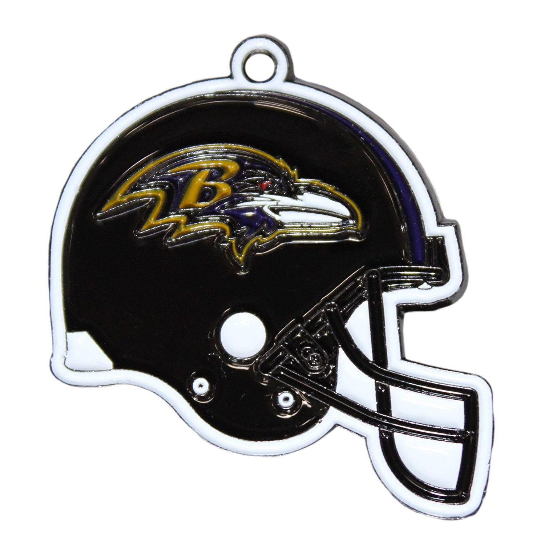 NFL Junior Throwback Team Logo Football Baltimore Ravens