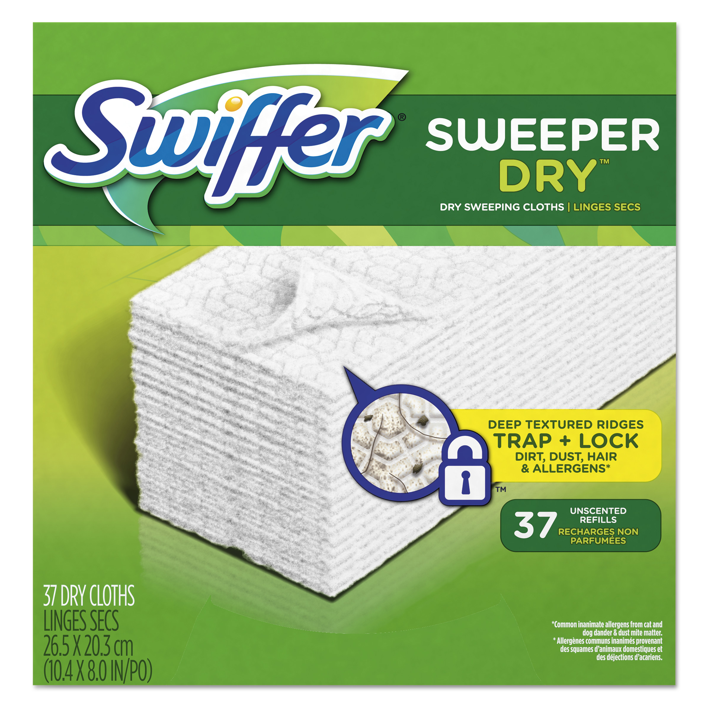 Swiffer Sweeper Dry Refills, 37 Count