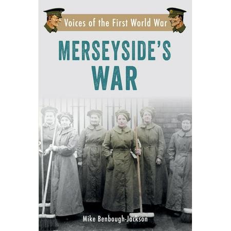Merseyside's War - eBook
