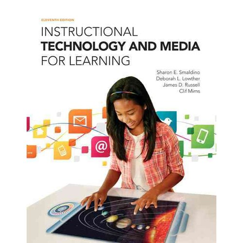 Instructional Technology and Media for Learning with Access Code