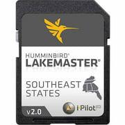 Humminbird LakeMaster Southeast States Digital Chart (FL/GA/AL/MS/TN)