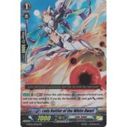 Cardfight Vanguard Moonlit Dragonfang Lady Battler of the White Dwarf G-BT05/017