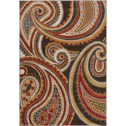Surya Monterey Red Area Rug