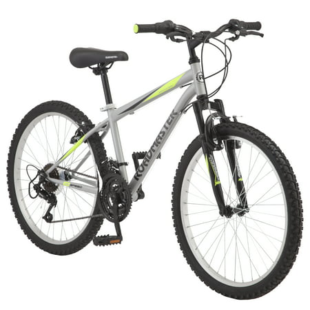 Roadmaster Granite Peak Boy's Mountain Bike, 24-inch wheels, (Most Comfortable Sport Bike For Long Rides)