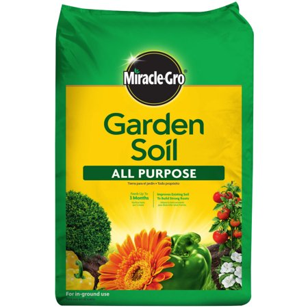 Miracle-Gro Garden Soil All Purpose 0.75 CF ()
