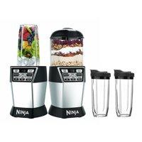 Refurb Ninja Nutri Bowl DUO w/Auto-iQ Boost Countertop Blender