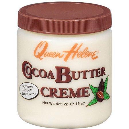 Nouveau Cocoa - Queen Helene Cocoa Butter Face + Body Crème, 15 oz
