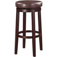 Linon Maya Bar Stool, Multiple Colors, 29 inch Seat Height