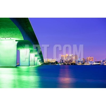 Sarasota, Florida, USA Downtown City Skyline. Print Wall Art By SeanPavonePhoto](Halloween City Sarasota)