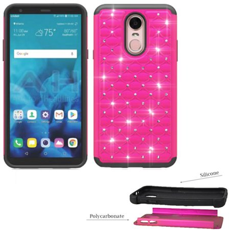 Phone Case For Straight Talk LG Stylo 4 / Stylo 4 (Q710CS Cricket) / LG  Stylo4 Q710MS MetroPCS / LG Q Stylus (6 2