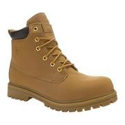 1SH40063-206: Men's Edgewater 12 Hiking Wheat/Gum Boot (9 D(M) US)