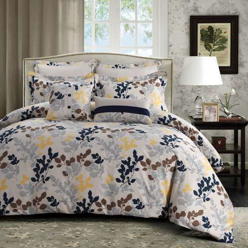 Tribeca Living Barcelona 5 Piece Duvet Cover Set