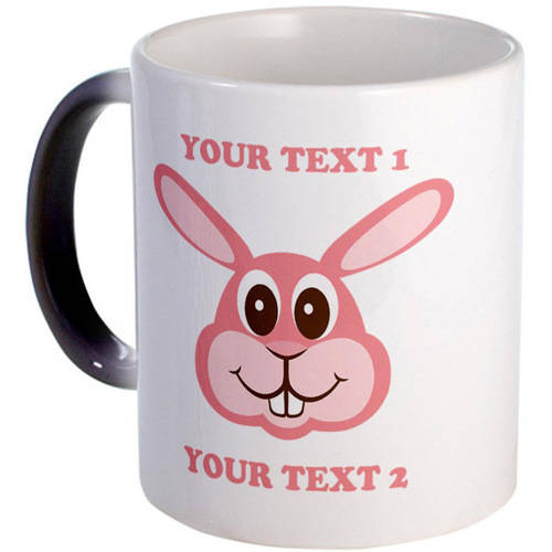 CafePress Personalized Easter Bunny Dump Truck T-Shirt