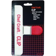 """Chef Craft Bag Clip Large 6"""" Assorted Colors Carded"""