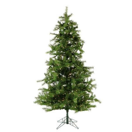 Fraser Hill Farm 12-Ft. Southern Peace Pine Artificial Christmas Tree with Smart String Lighting ()