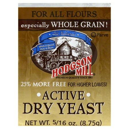 Hodgson Mill Hodgson Mill  Yeast, 0.312 (Best Hodgson Mill Yeasts)